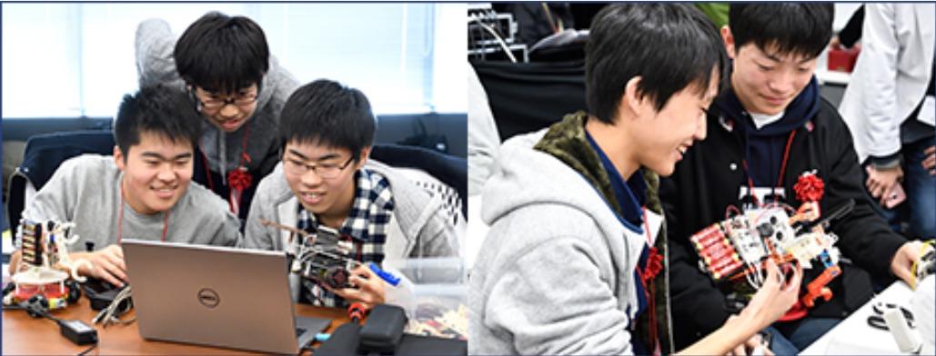 ヒューマンアカデミーロボット教室 ロボティックプロフェッサーコース