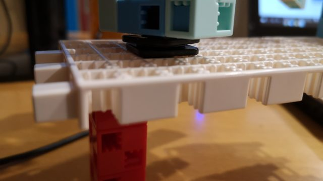 自考力キッズロボットコース回転部分