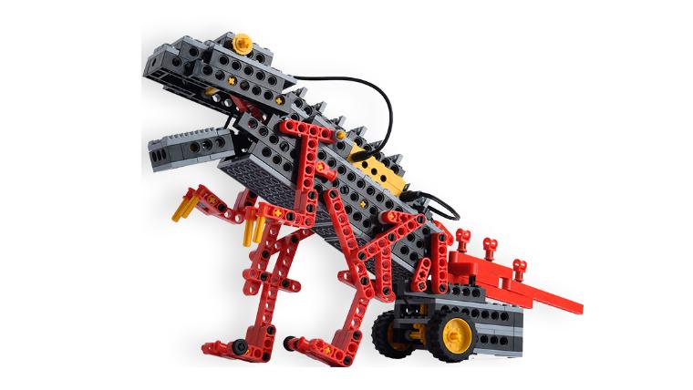 ロボットティラノサウルス